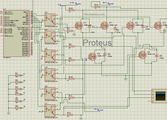 Proteus Pro Keygen
