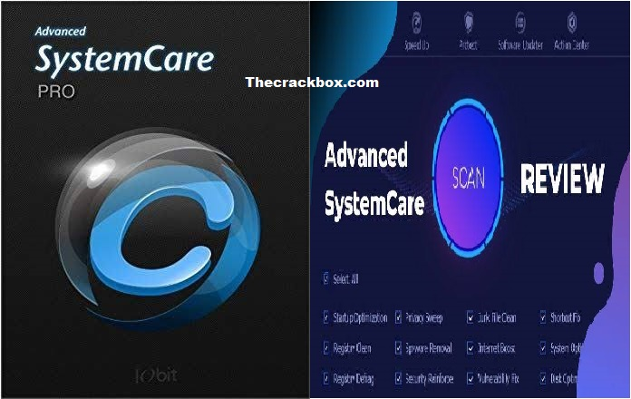 Advance Systemcare Crack