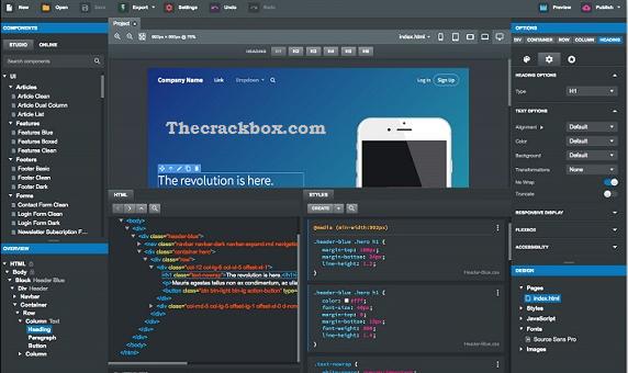 Bootstrap Studio Key
