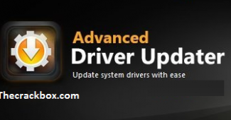 Advanced Driver Updater Crack