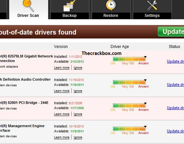 Advanced Driver Updater Key