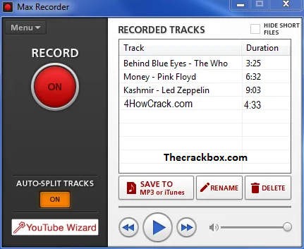 Absolute Sound Recorder 4.3.1 serial key or number
