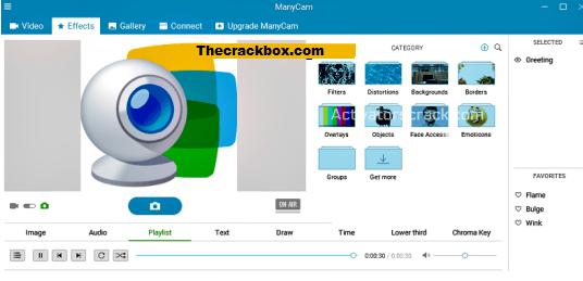 ManyCam Key