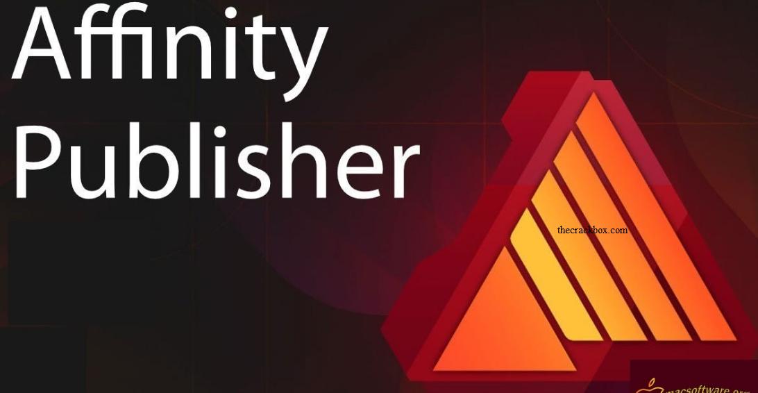 Serif Affinity Publisher Crack